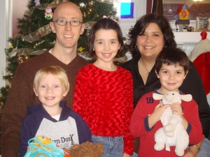 Aldrich Family 2008